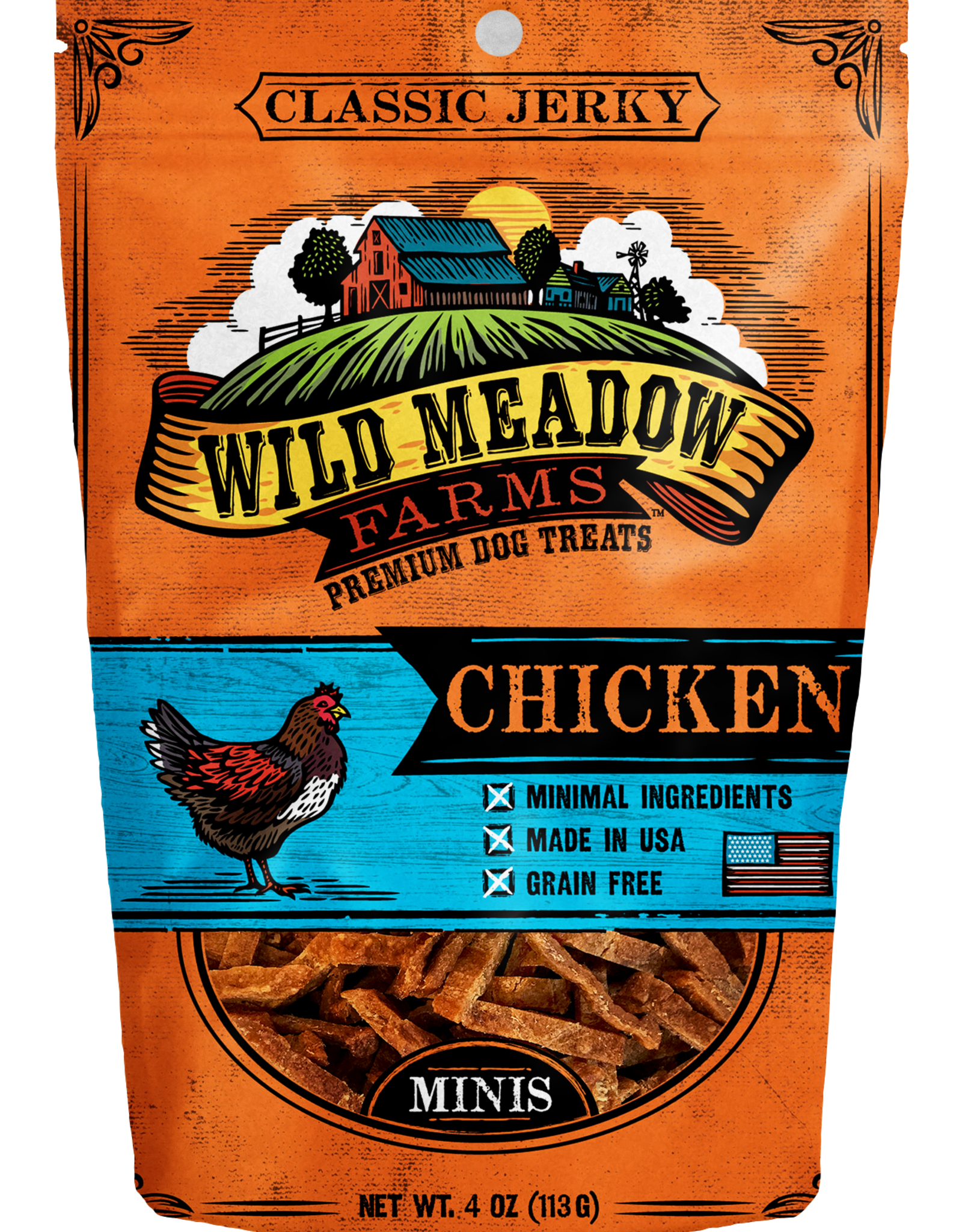 Wild Meadow Farms Classic Minis -  Chicken