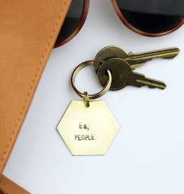 Peachtree Lane Keychain - Ew, People