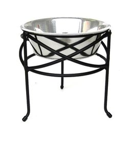 Pets Stop Single Mesh Diner - Small