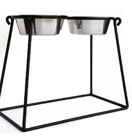 Pets Stop Pyramid Feeder - Large