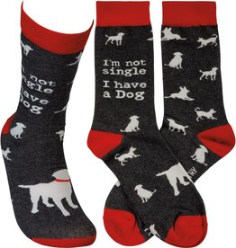 Primitives By Kathy Socks - I'm Not Single