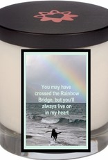 Aroma Paws Rainbow Bridge Candle 12oz