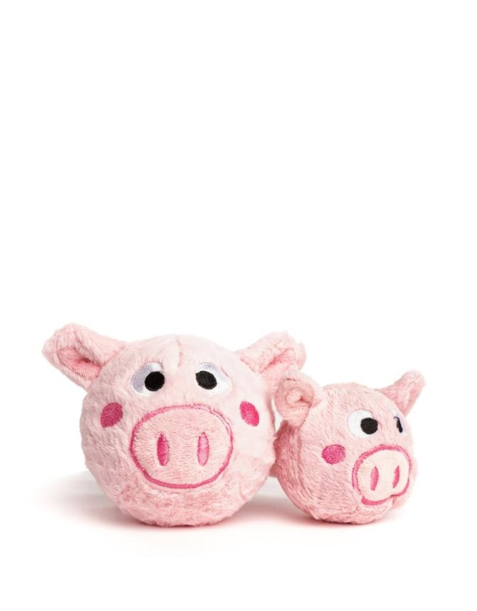 Fab Dog Faballs - Animal Pig S