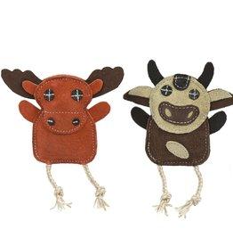 Huggle Hounds Wee Buddies Cow & Moose
