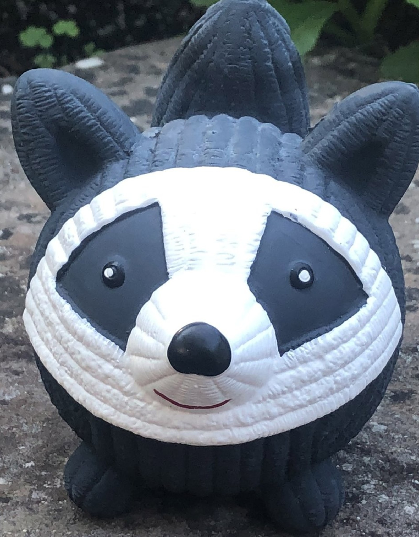 Huggle Hounds RuffTex Raccoon Small