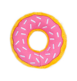 Zippy Paws Pink Donut - Regular