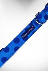 Walk-e-Woo Navy Dot