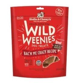 Stella & Chewy Wild Weenies - Bac'n Me Crazy 3oz