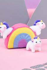 Zippy Paws Unicorn Burrow