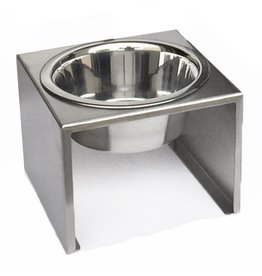 Pets Stop Single Slate Diner - Small