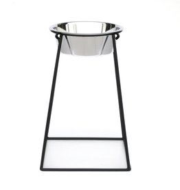 Pets Stop Single Pyramid Diner - Large