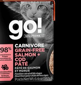 Go! Salmon + Cod Pâté