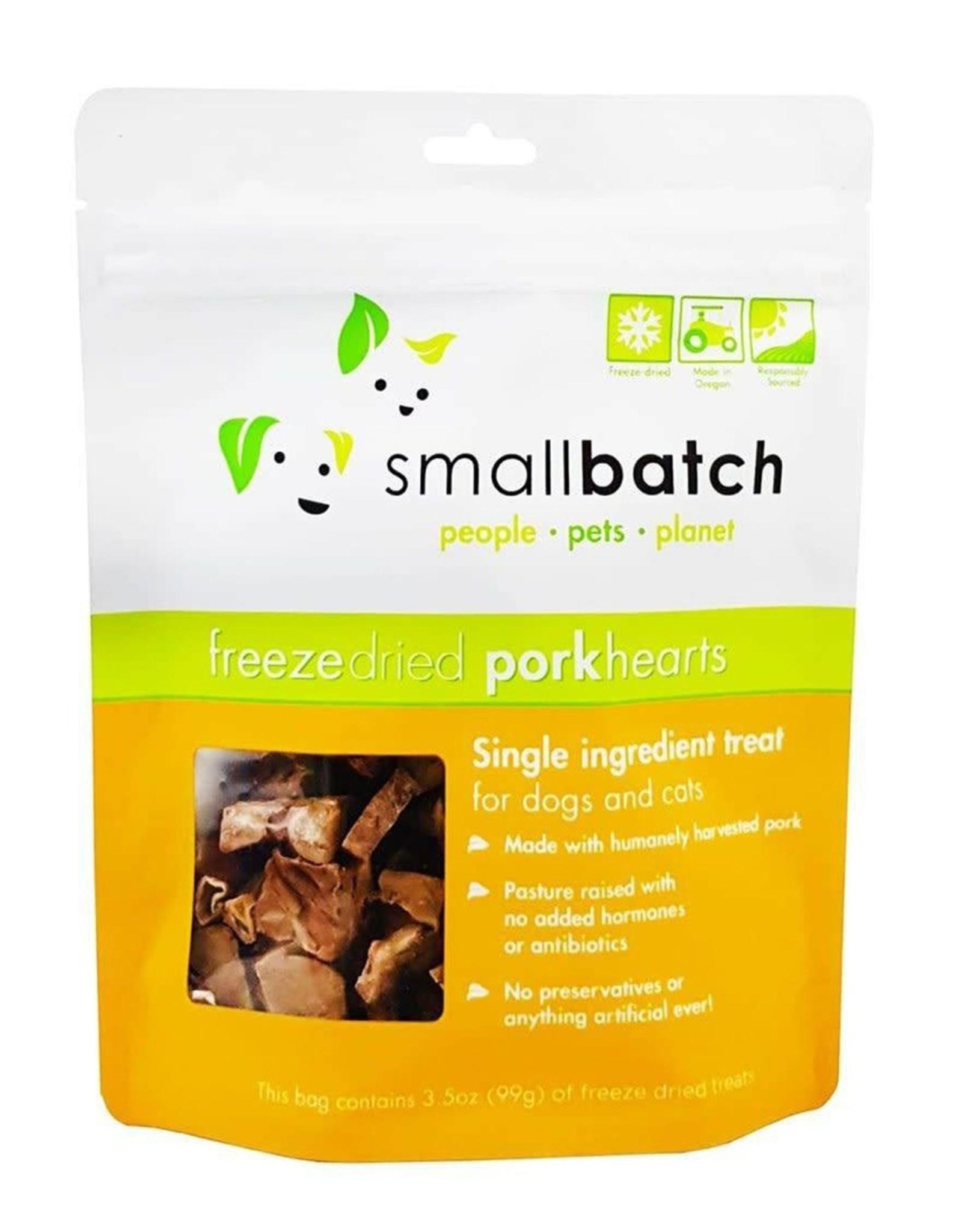 Small Batch Freeze-Dried Pork Hearts