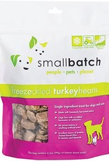 Small Batch Freeze-Dried Turkey Hearts