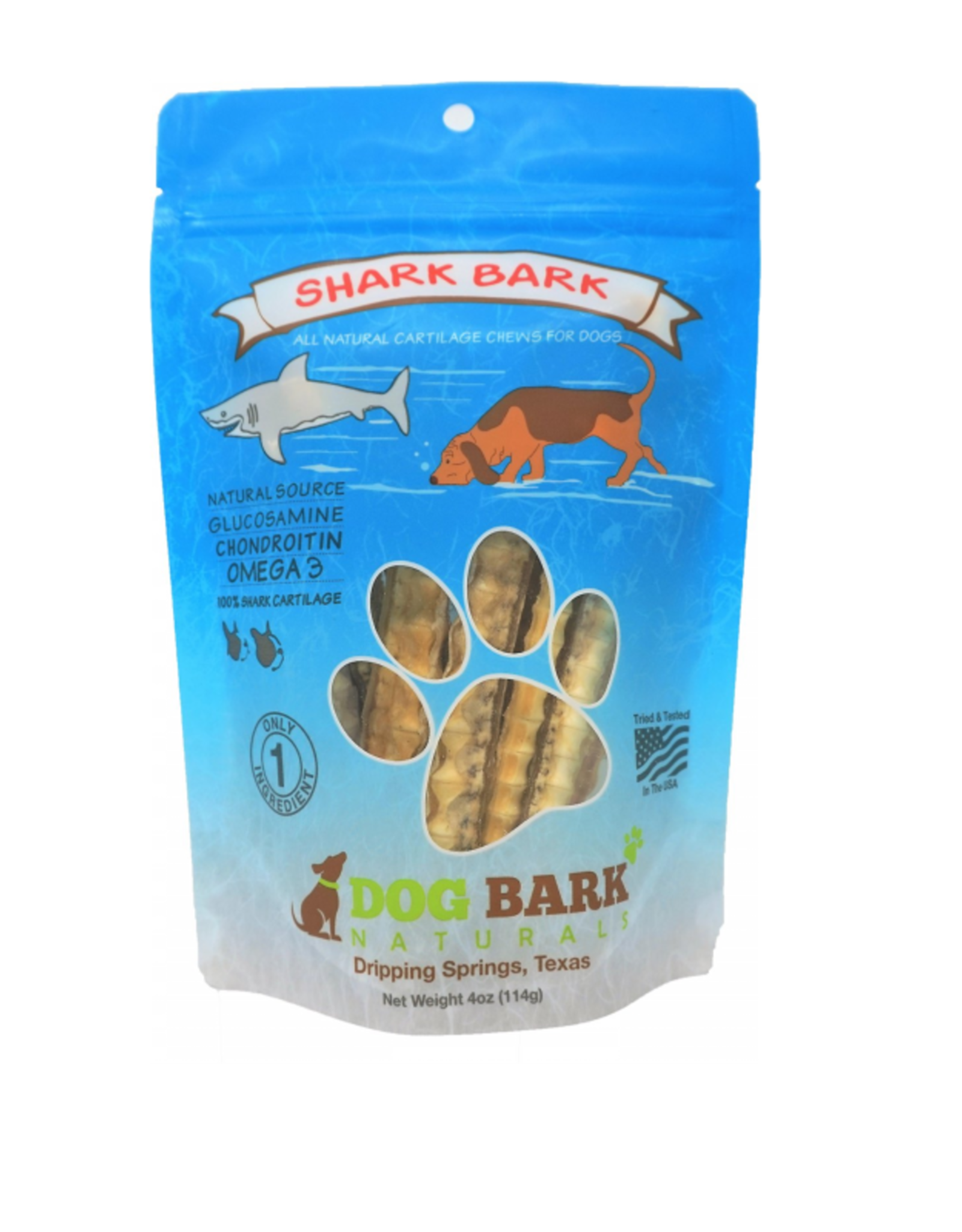 Dog Bark Naturals Shark Bark
