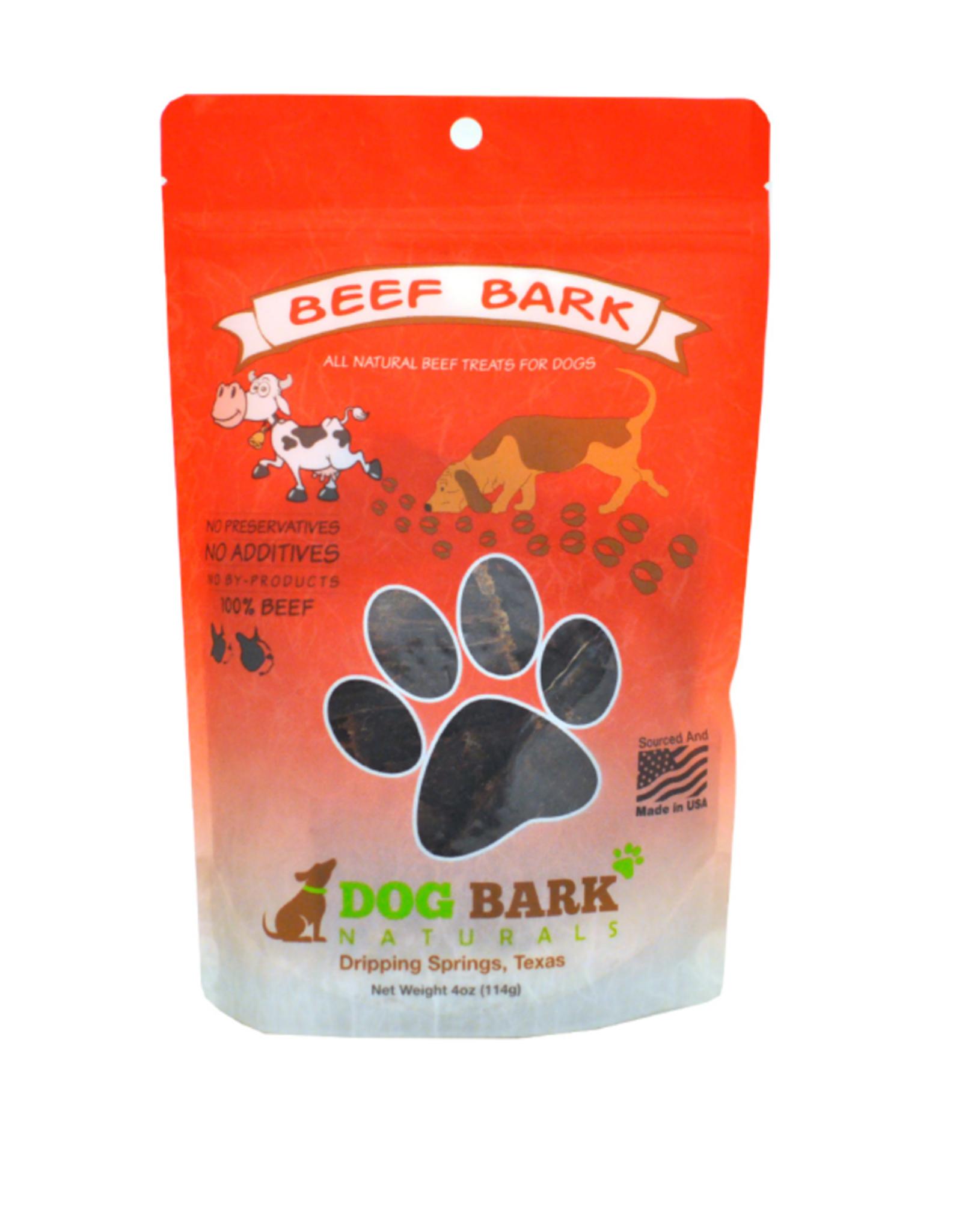 Dog Bark Naturals Beef Bark