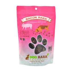 Dog Bark Naturals Bacon Bark