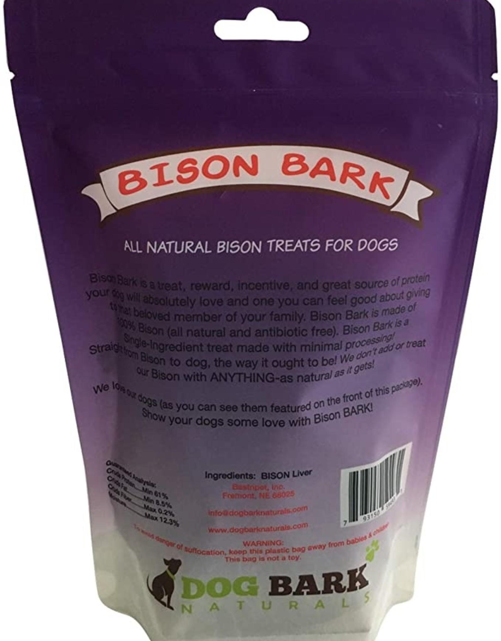 Dog Bark Naturals Bison Bark