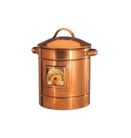 Ore' Pet Copper Treat Jar