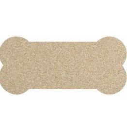 Ore' Pet Skinny Bone Placemat - Natural