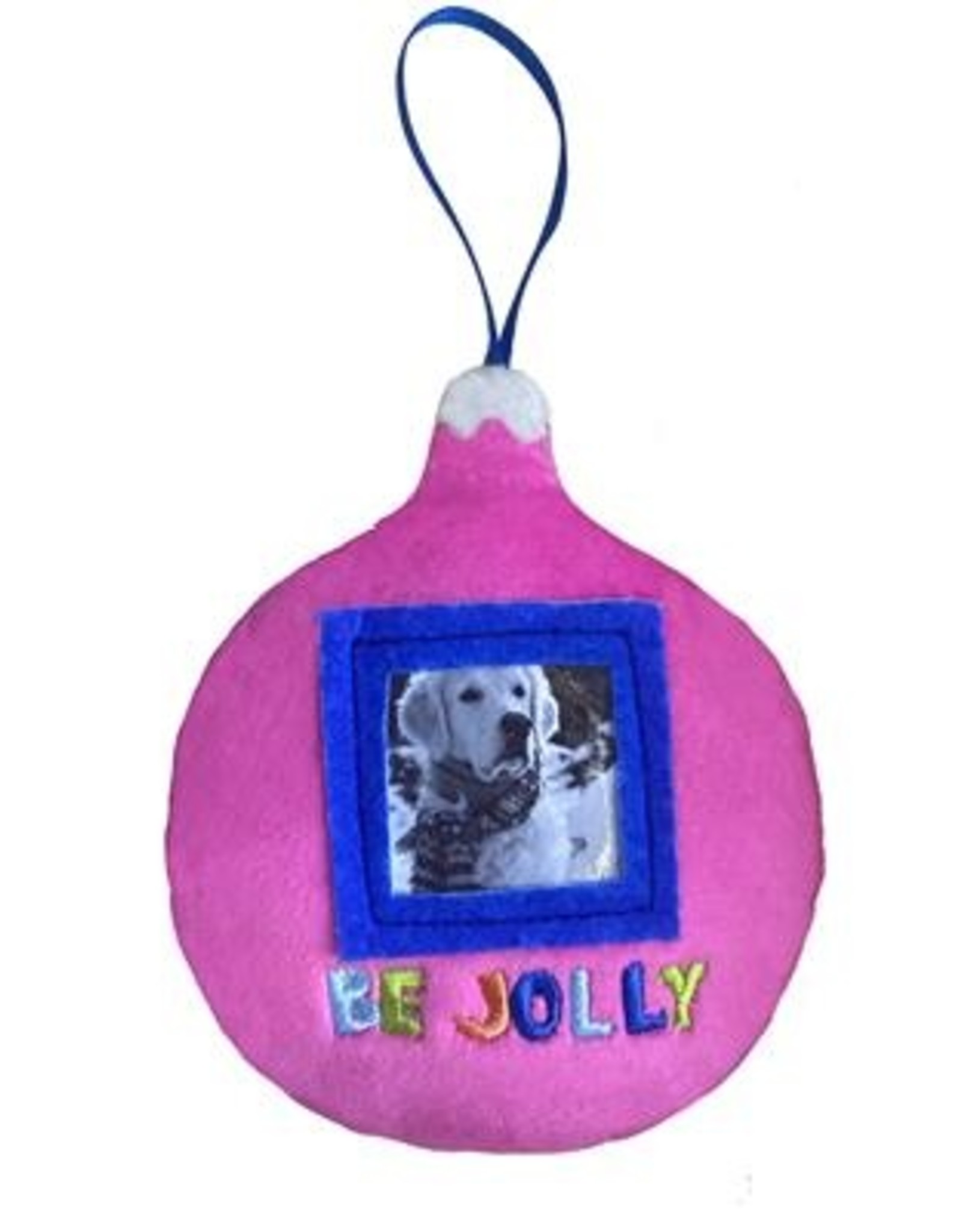 Huxley & Kent Be Jolly Ornament