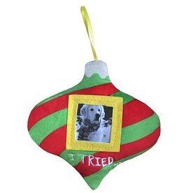 Huxley & Kent I Tried Ornament