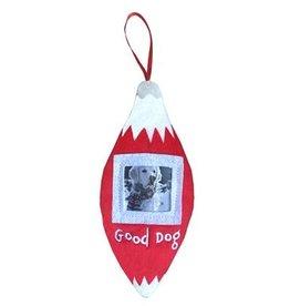 Huxley & Kent Good Dog Ornament