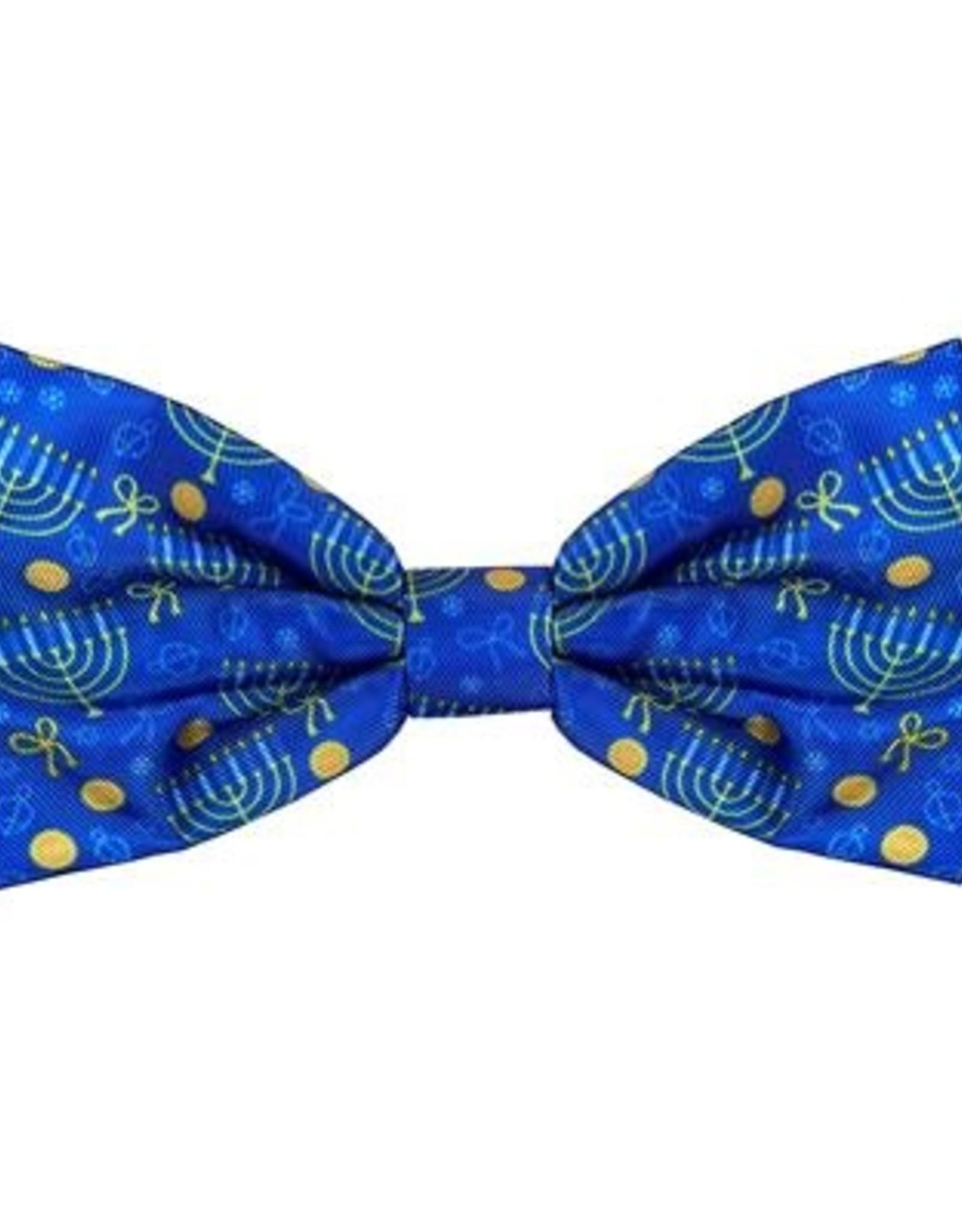 Huxley & Kent Hanukkah Bow Tie