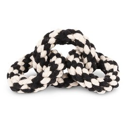 Harry Barker Tri-Ring Rope Toy