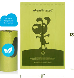 Earth Rated Earth Rated  - Poop Bag Single Roll