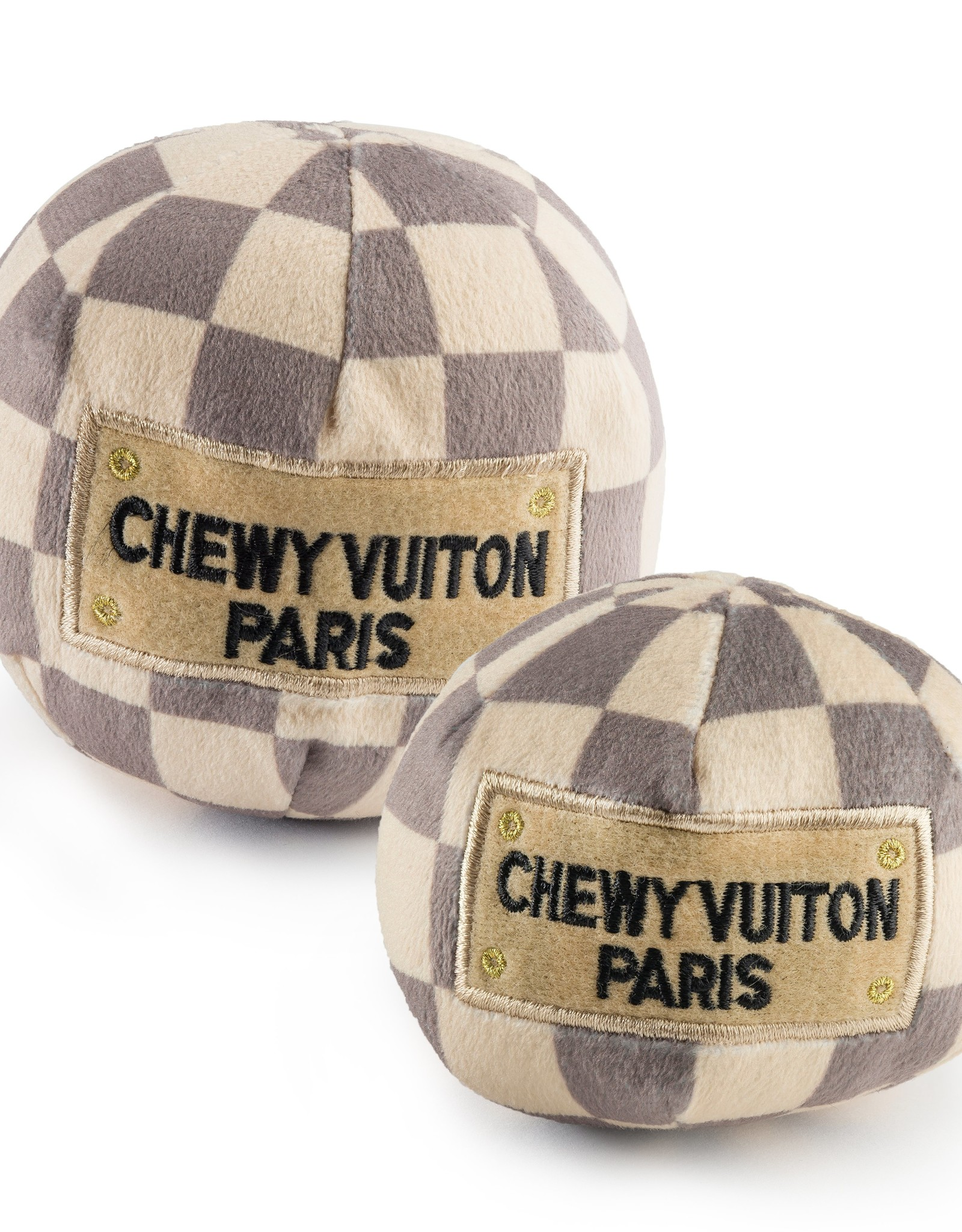 Haute Diggity Dog Chewy Check Ball L
