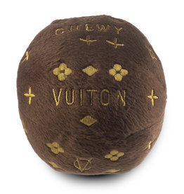 Dog Diggin Designs Chewy Vuitton Ball Small