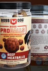 BossDog Proball Beef Meatballs 6oz