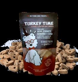 Einstein Pets Einstein - Turkey Bacon 8oz