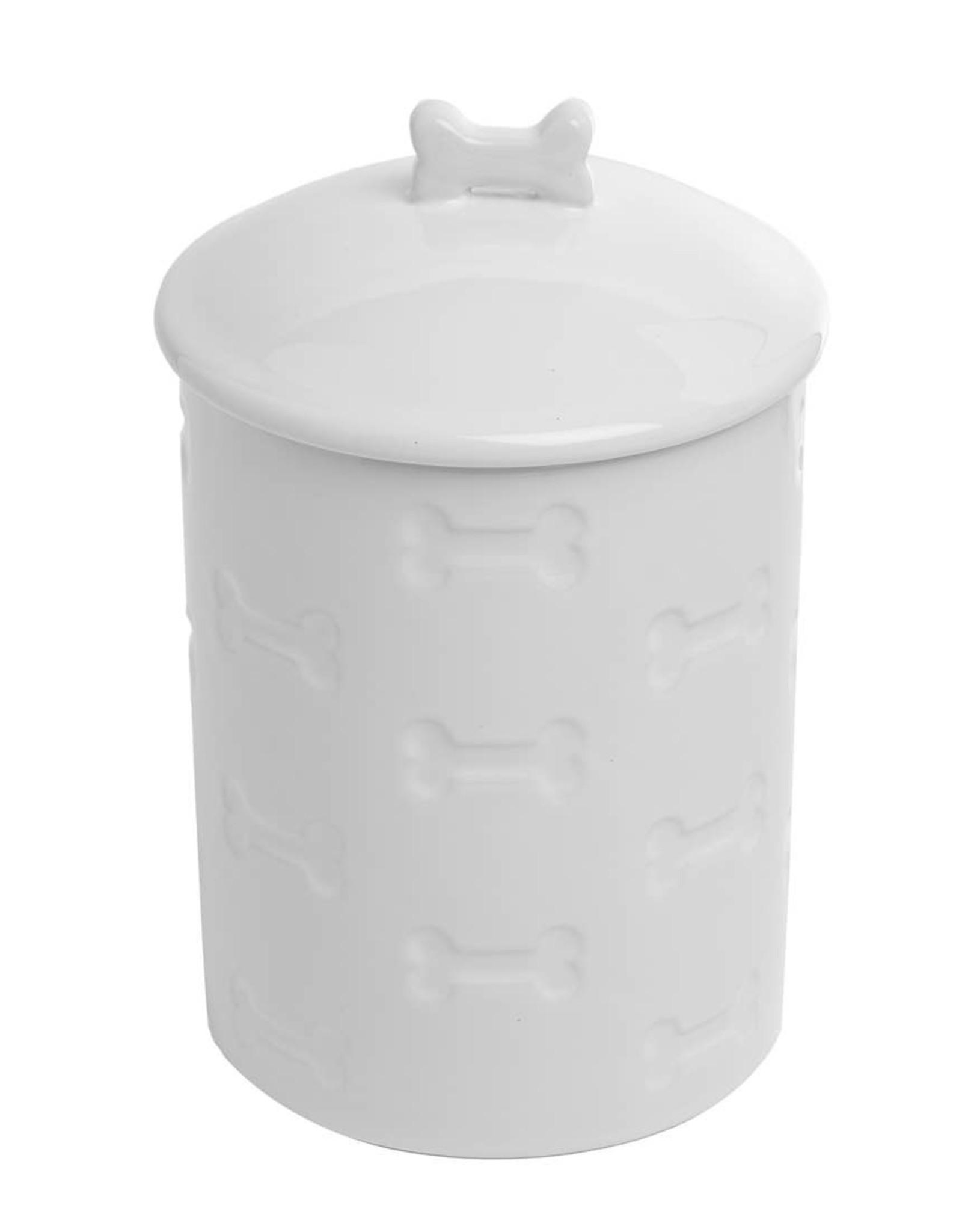 Park Life Designs Manor White Treat Jar