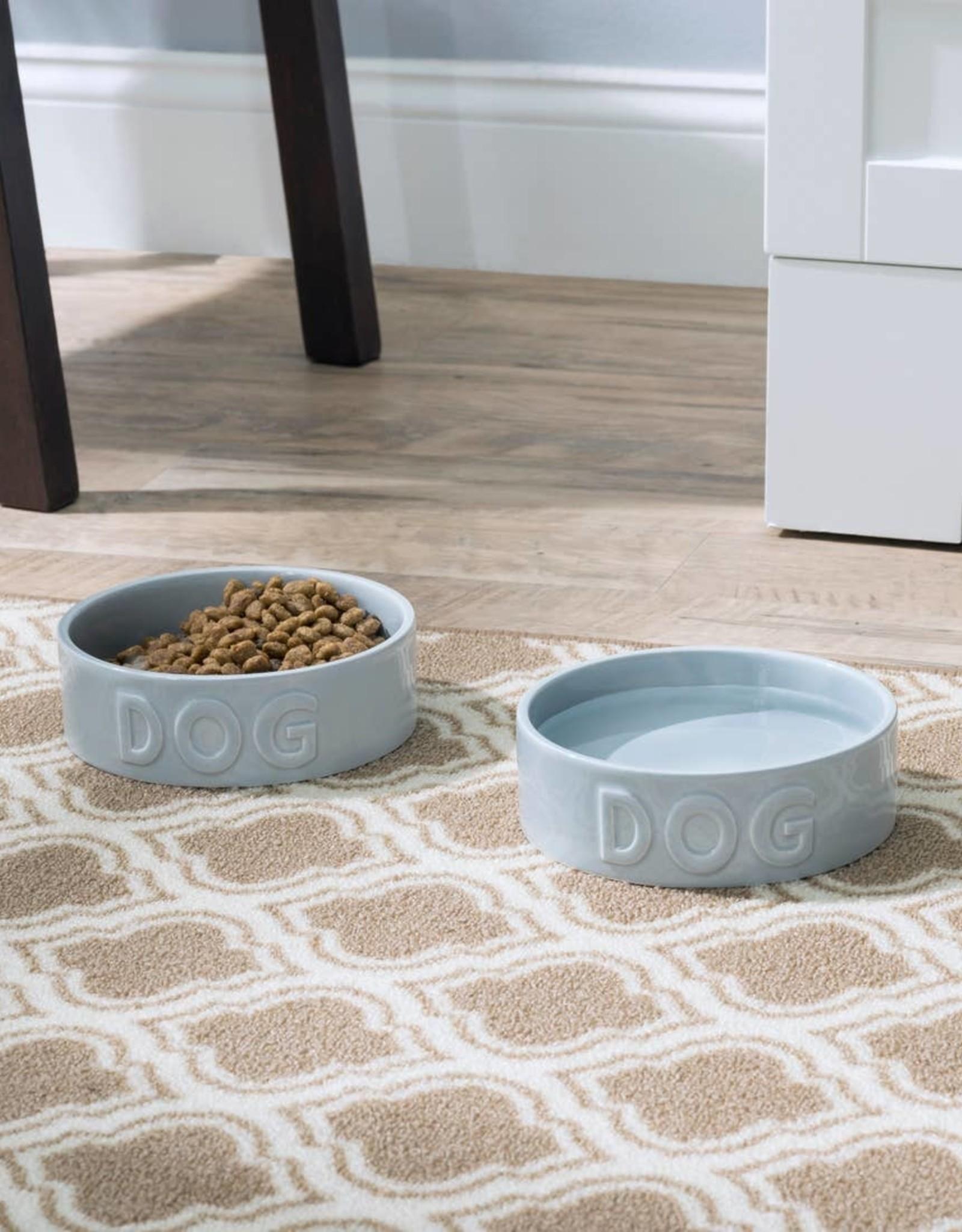 Classic Dog Grey Pet Bowl