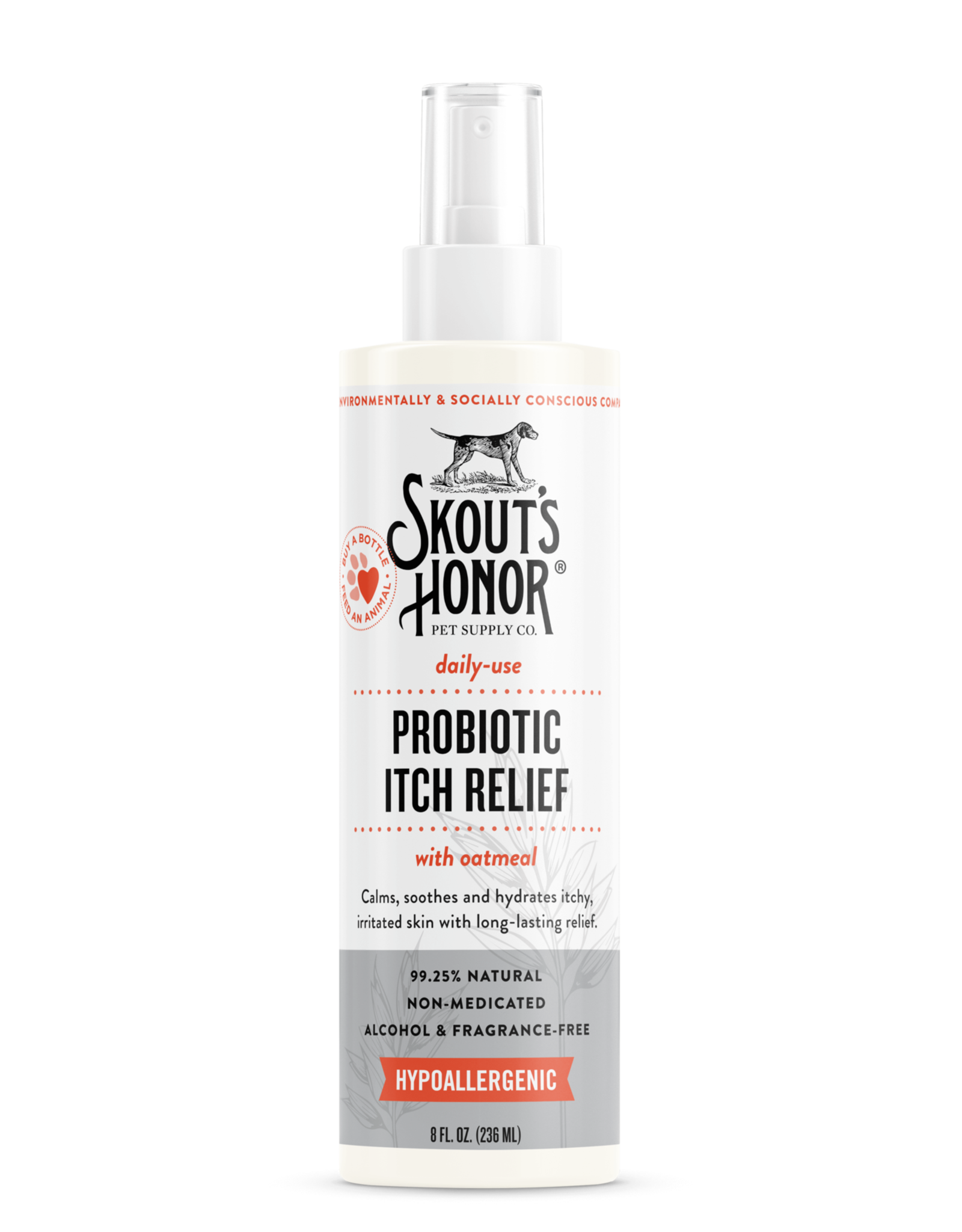 Skouts Honor Probiotic Itch Relief