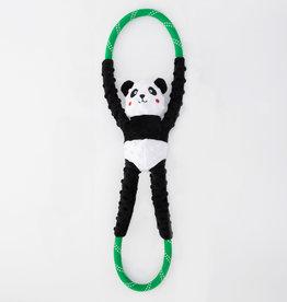 Zippy Paws RopeTugz Panda
