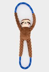 Zippy Paws RopeTugz Sloth