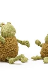 Huggle Hounds Fluffer-Knottie Fiona Frog
