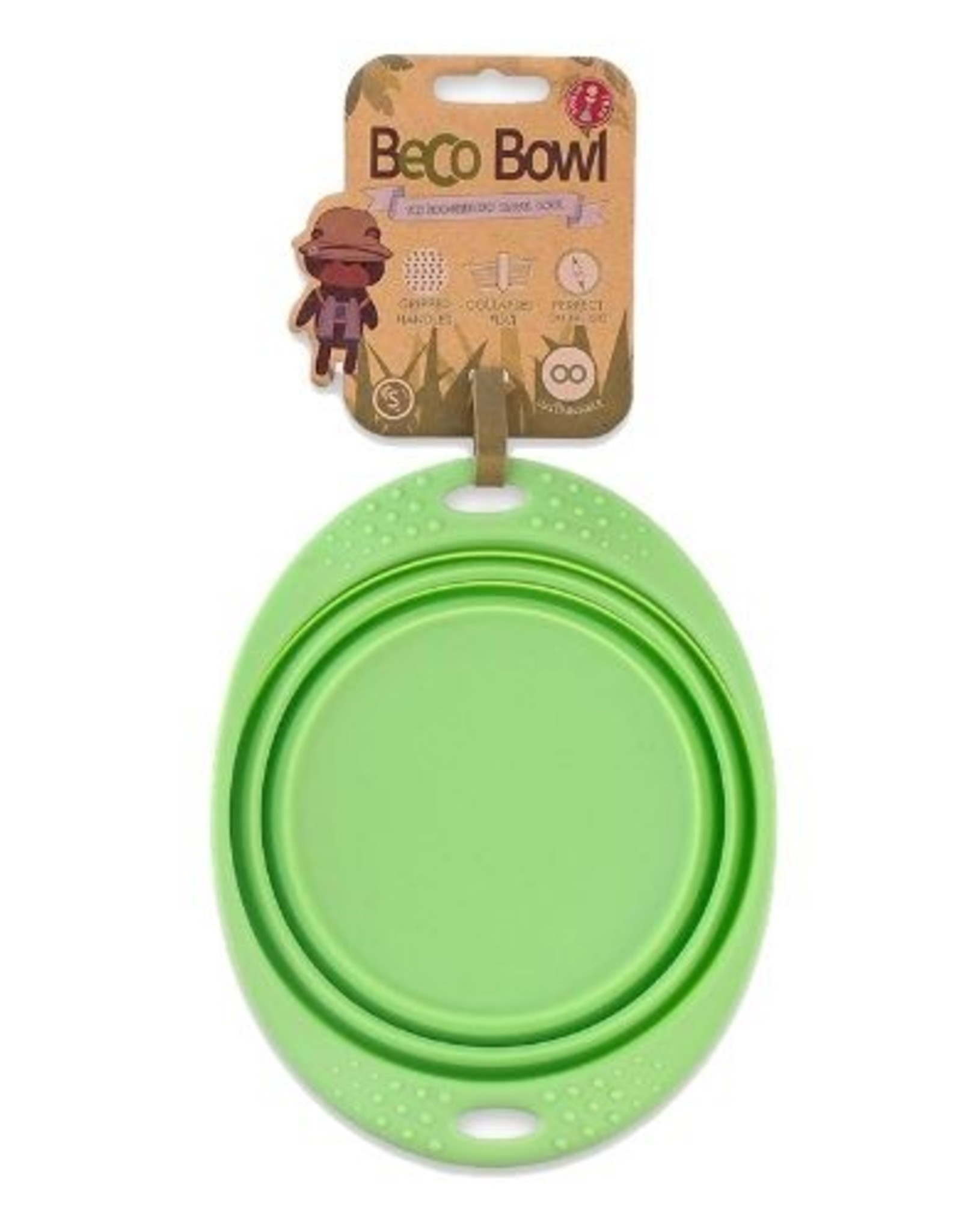 Beco Collapsible Travel Bowl  L