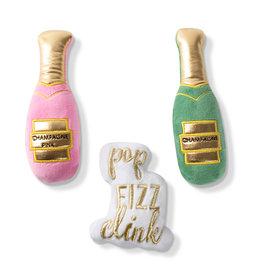 Fringe Studio Small Dog 3pk -  Champagne