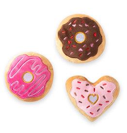 Fringe Studio Small Dog 3pk -  Donut Love