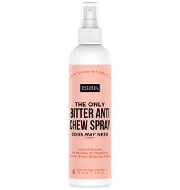 Natural Rapport Bitter Chew Spray 8oz