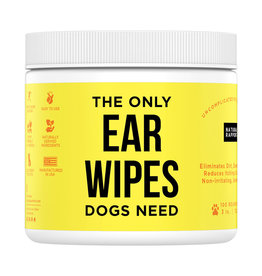 Natural Rapport Ear Wipes 100ct
