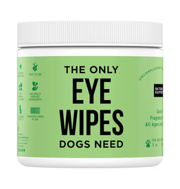 Natural Rapport Eye Wipes 100ct