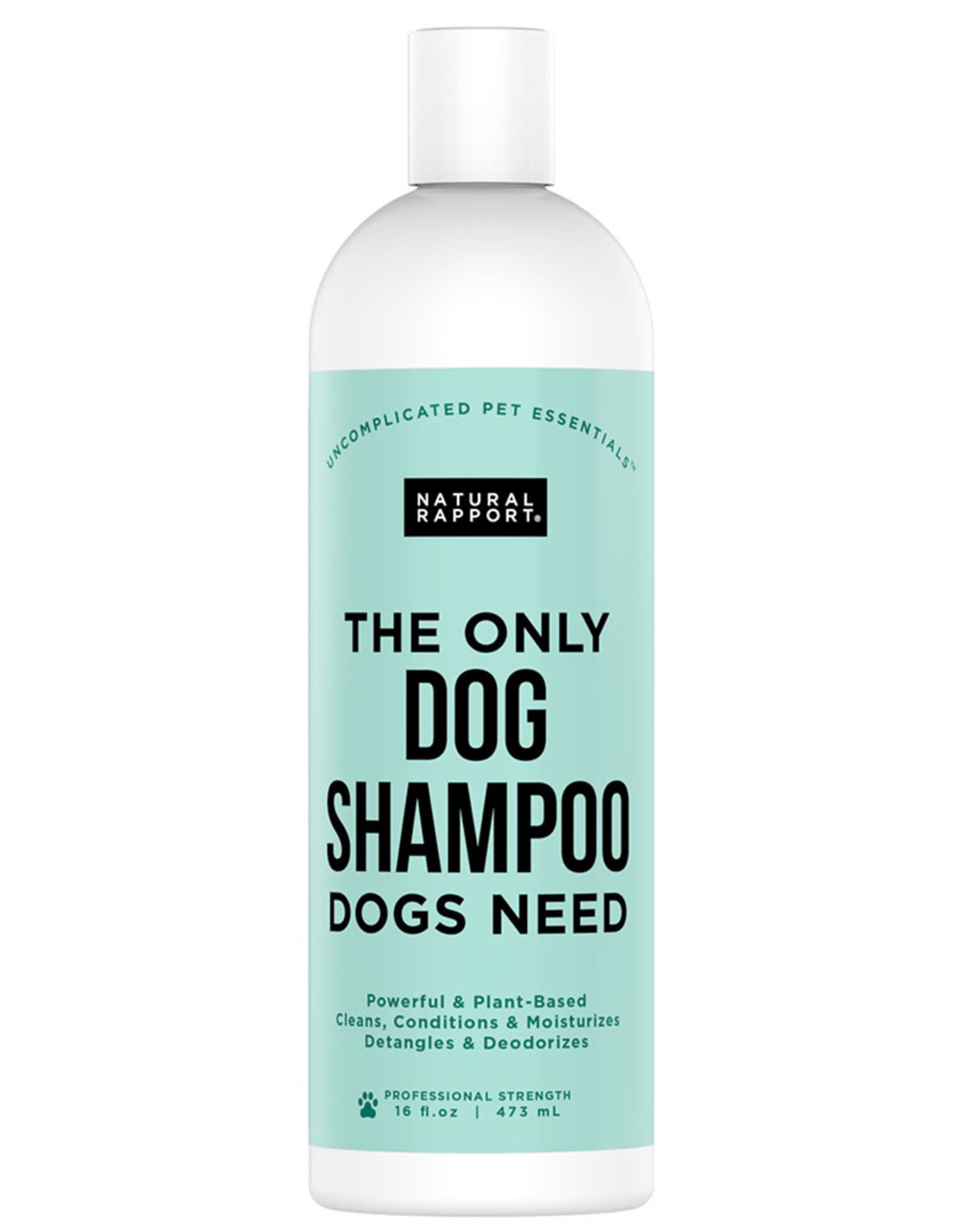 Natural Rapport Dog Shampoo 16oz
