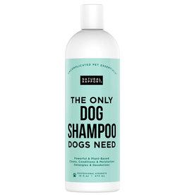 Natural Rapport Dog Shampoo 16oz