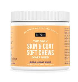 Natural Rapport Skin & Coat Chews 120ct