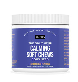 Natural Rapport Hemp Calming Chews 120ct